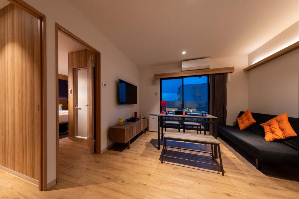 Mikan-2bedroom