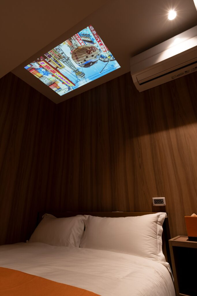 kuro-superior room projector 1